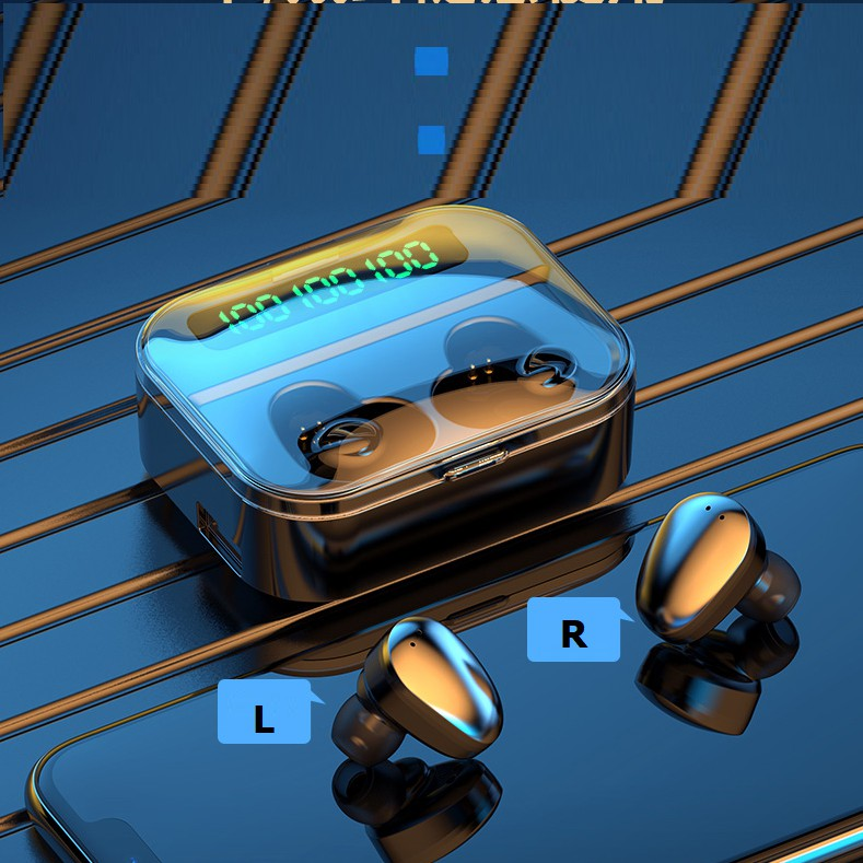 Tai nghe bluetooth 5.0 cảm ứng Dreamer X7 nghe gọi hai tai