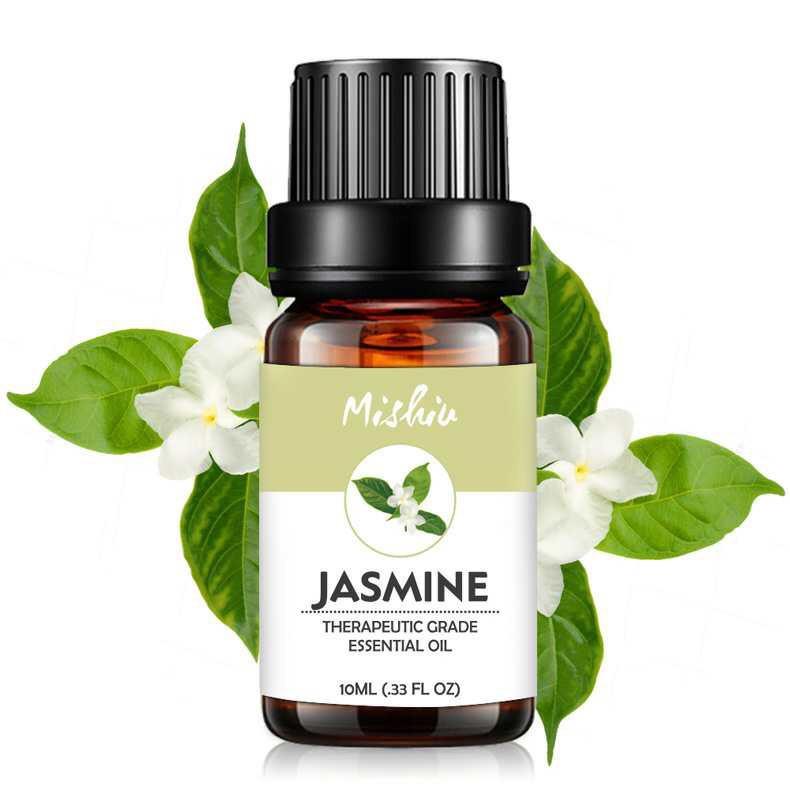 [SALE OFF] [KM GIÁ SỐC] Tinh Dầu Thiên Nhiên Hoa Nhài 10ml (Jasmine)