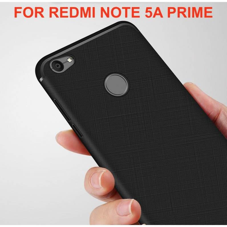 Ốp Lưng Vân Xước Xiaomi Redmi NOTE 5A PRIME