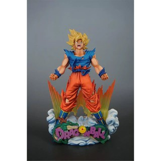 mô hình Dragon ball – Super Master Stars Diorama The Songoku