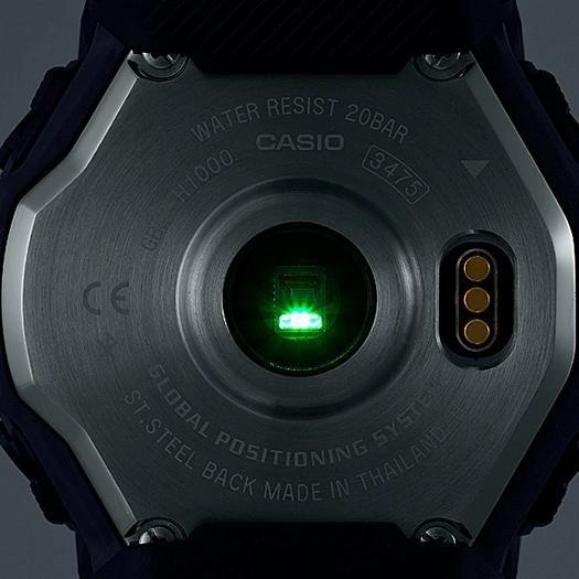 Đồng Hồ Casio Nam Dây Nhựa G-SHOCK GBD-H1000-1DR Chính Hãng