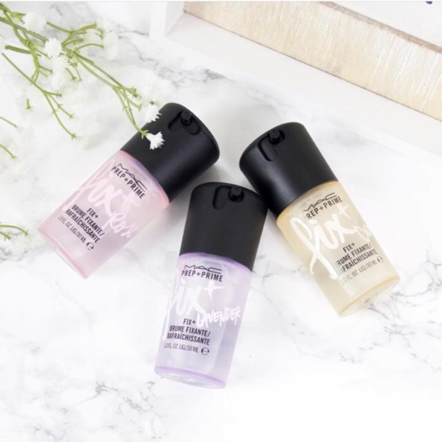 [CÓ SẴN]🦄 Xịt khoáng make up MAC Fix+ Setting Spray 🦄