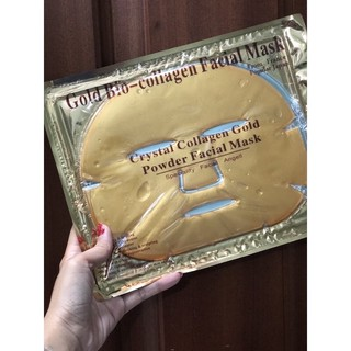Mặt nạ Colagen nano vàng (giá dùng thử)