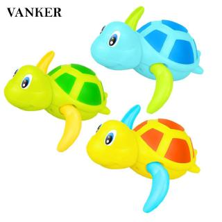 vanker Baby Bath Toys For Boys Girls Turtle Pool Toys Clockwork Durable 1Pc Classic