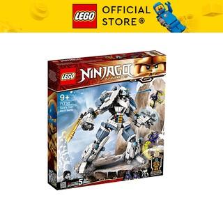 LEGO NINJAGO 71738 Chiến Giáp Titan Của Zane ( 840 Chi tiết)