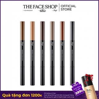 """Chì Chân Mày TheFaceShop Designing Eyebrow Pencil 0.3G giá chỉ còn <strong class=""""price"""">8.500.000.000đ</strong>"""