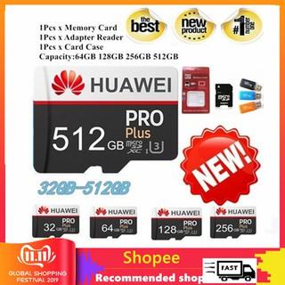 Huawei SD card Class 10 TF card 128gb 256gb 512GB memory card Ship Today thumbnail