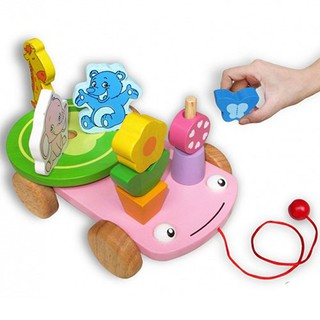 Đồ chơi xe thú vui nhộn Winwin toy