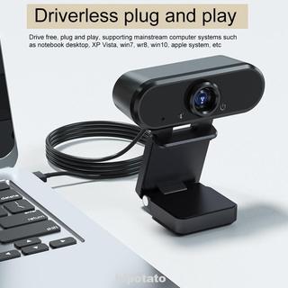 Webcam Hd 1080p Cho Máy Tính Để Bàn