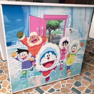 Tủ nhựa Đài Loan 3D cho bé