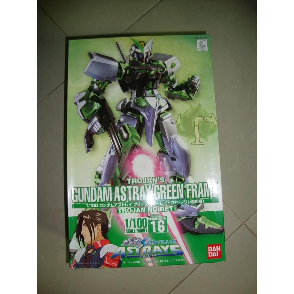 Mô hình lắp ráp NG 1/100 Astray Green Gundam