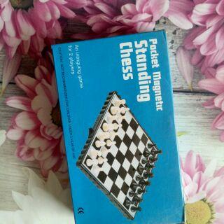 Bộ cờ vua quốc tế size nhỏ
