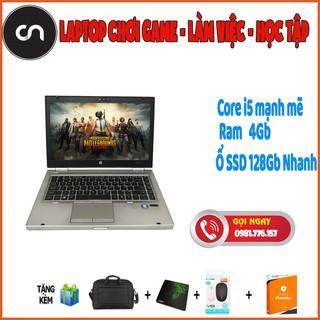 Laptop Đồ Họa . Chơi PUBG Mobile . Liên Minh .FIFA 4 … HP 8460 Core i5-2520m/Ram 4Gb/ SSD Siêu Tốc ,Tặng Phụ Kiện
