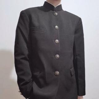 Áo gakuran(basic) dáng dài,vest học sinh nhật bản,bá vương học đuờng (size ở ảnh cuối)