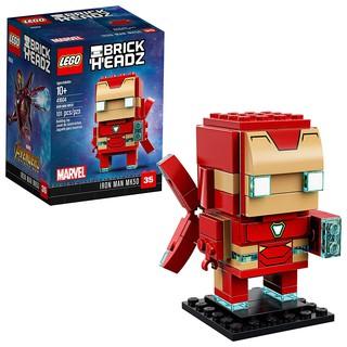 LEGO Brickheadz – Nhân vật Iron Man mark 50