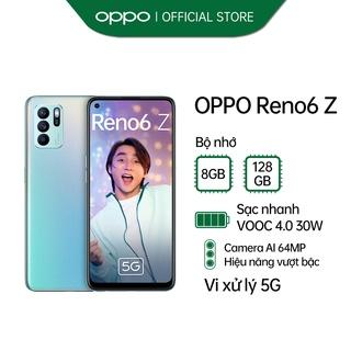 Điện Thoại OPPO RENO6 Z 5G (8GB 128GB) - Hàng Chính Hãng thumbnail