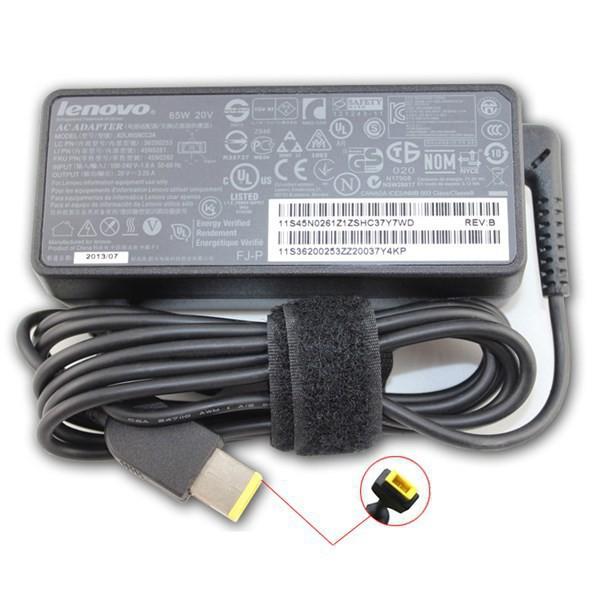 Sạc laptop Lenovo Thinkpad 20V 3.25A (Đầu USB) chính hãng