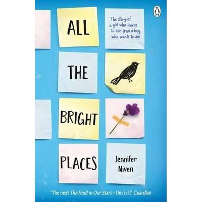 Truyện Ngoại văn: All The Bright Places - Phiên bản Tiếng Anh