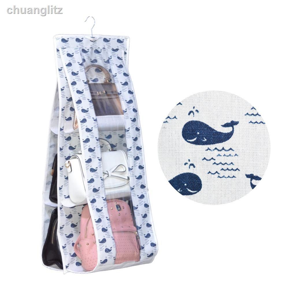 Túi Vải Đựng Túi Xách Treo Tủ Quần Áo Tiện Dụng