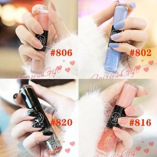 Chai Sơn móng tay dung tích 12ml trang trí nghệ thuật lâu phai màu N8071 thumbnail