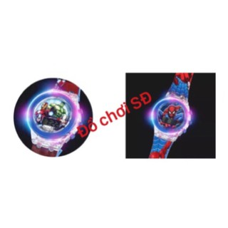 đồng hồ trẻ em - có đèn