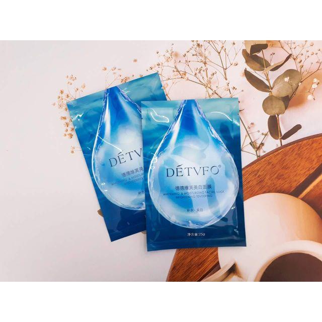 Mask dưỡng ẩm làm trắng da Detvfo - 2886610 , 1183842392 , 322_1183842392 , 11000 , Mask-duong-am-lam-trang-da-Detvfo-322_1183842392 , shopee.vn , Mask dưỡng ẩm làm trắng da Detvfo