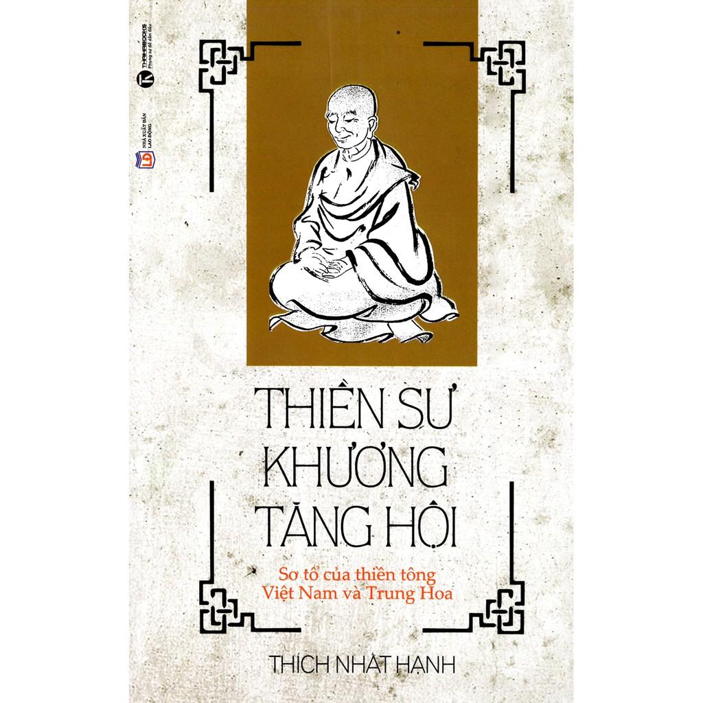 Sách - Thiền Sư Khương Tăng Hội