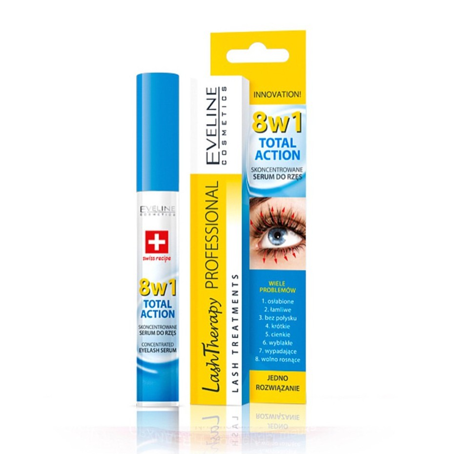 Huyết thanh Dưỡng mi Eveline 8 in 1 Total Action Lash Therapy professional xách tay có BILL - 13808441 , 1391331760 , 322_1391331760 , 120000 , Huyet-thanh-Duong-mi-Eveline-8-in-1-Total-Action-Lash-Therapy-professional-xach-tay-co-BILL-322_1391331760 , shopee.vn , Huyết thanh Dưỡng mi Eveline 8 in 1 Total Action Lash Therapy professional xách
