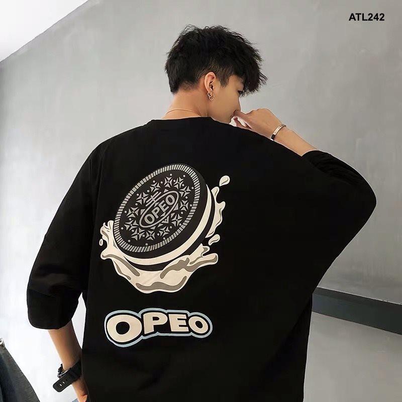 Áo Unisex bánh OPEO đẹp giá rẻ