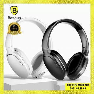 Tai nghe chụp tai không dây cao cấp Baseus Encok D02 Pro (Bluetooth Wireless Hifi Surround Headphone)