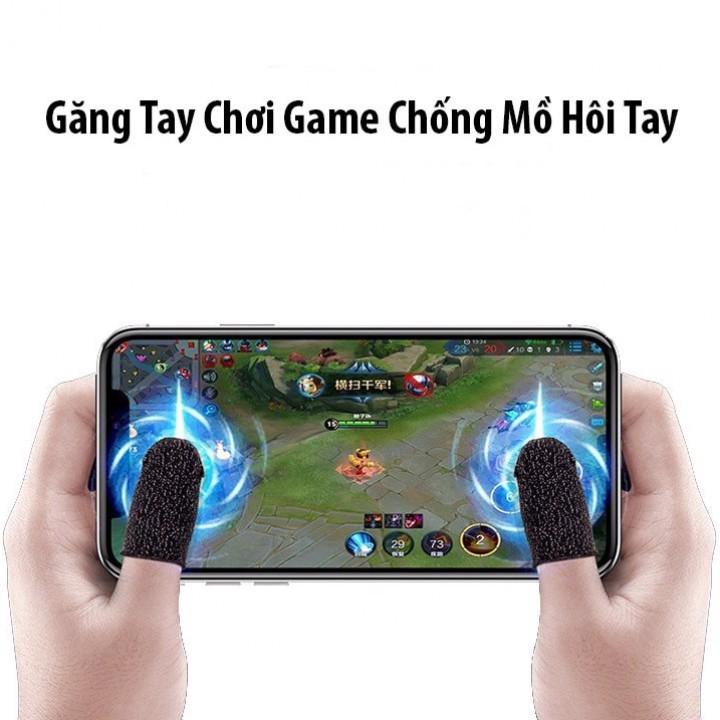 [FREESHIP-150K] BAO NGÓN TAY CHƠI GAME CHỐNG MỒ HÔI TAY (7302)
