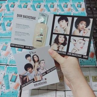 Sample Kem nền Dior Backstage Face And Body Foundation . thumbnail