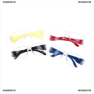 【XUANYUAN1】Kids Anti-explosion Dust-proof Protective Glasses Outdoor Activitie