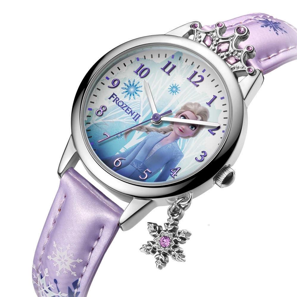 นาฬิกาข้อมือลาย Frozen 2 สําหรับเด็ก