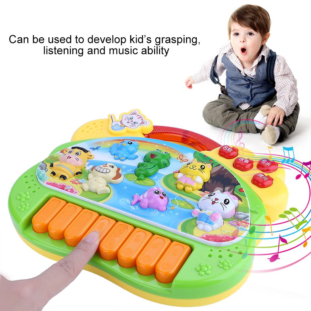 Electronic Music Keyboard Toy Child Learning Intelligent Toy