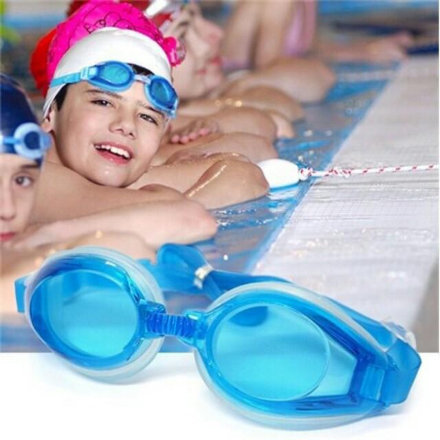 Kính bơi thời trang ( tặng kèm 2 nút bịt tai chống nước)