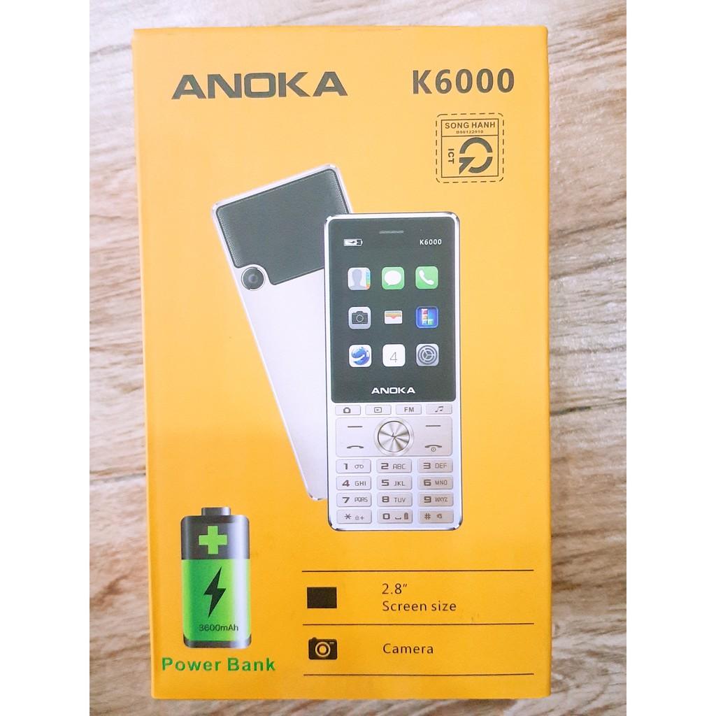 Điện thoại Di Động HPHONE Anoka k6000 - Hàng chính hãng - Bảo hành 12 tháng - 3377507 , 1327990213 , 322_1327990213 , 365000 , Dien-thoai-Di-Dong-HPHONE-Anoka-k6000-Hang-chinh-hang-Bao-hanh-12-thang-322_1327990213 , shopee.vn , Điện thoại Di Động HPHONE Anoka k6000 - Hàng chính hãng - Bảo hành 12 tháng
