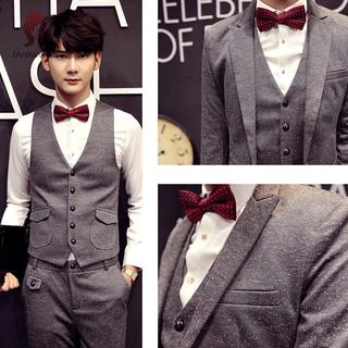 ETXK Men Classic Adjustable Tuxedo Wedding Bow Tie British Design Bowtie Shirt Accessories