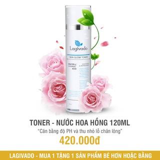 Toner, nước hoa hồng Lagivado