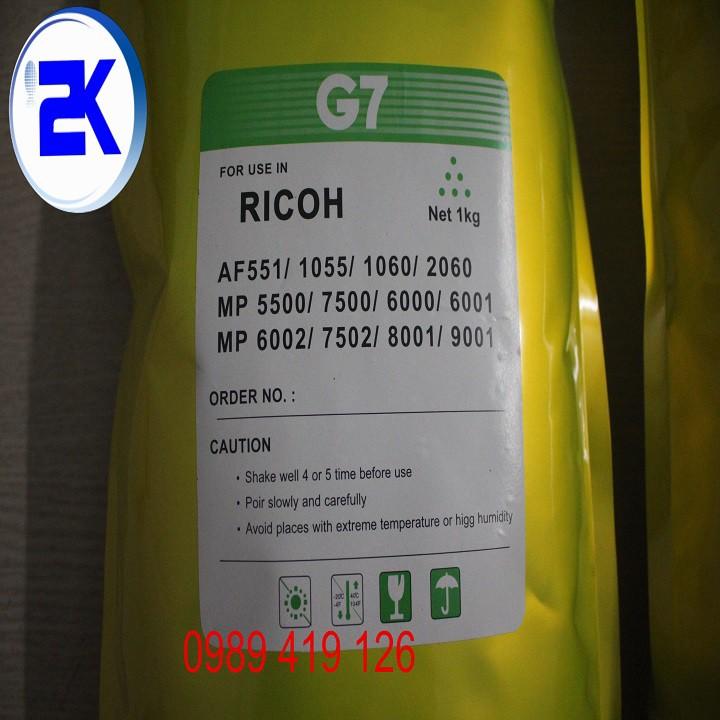 Mực in Photo Ricoh G7 1Kg