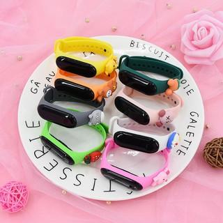 Đồ chơi Đồng hồ LED thời trang cho trẻ em hình thú