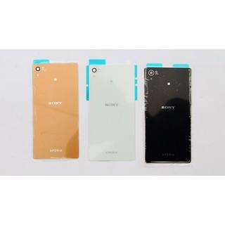 [Mã ELFLASH2 hoàn 10K xu đơn 20K] Nắp Lưng Linh Kiện Sony Xperia Z4 Z3+ (Đen,Trắng,Tím,Nâu)