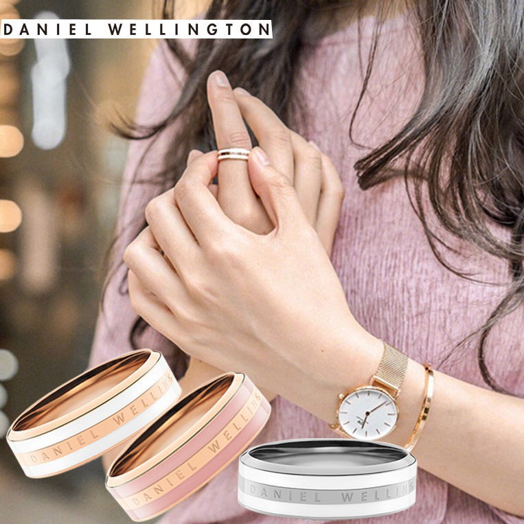 Nhẫn đồng hồ Daniel Wellington