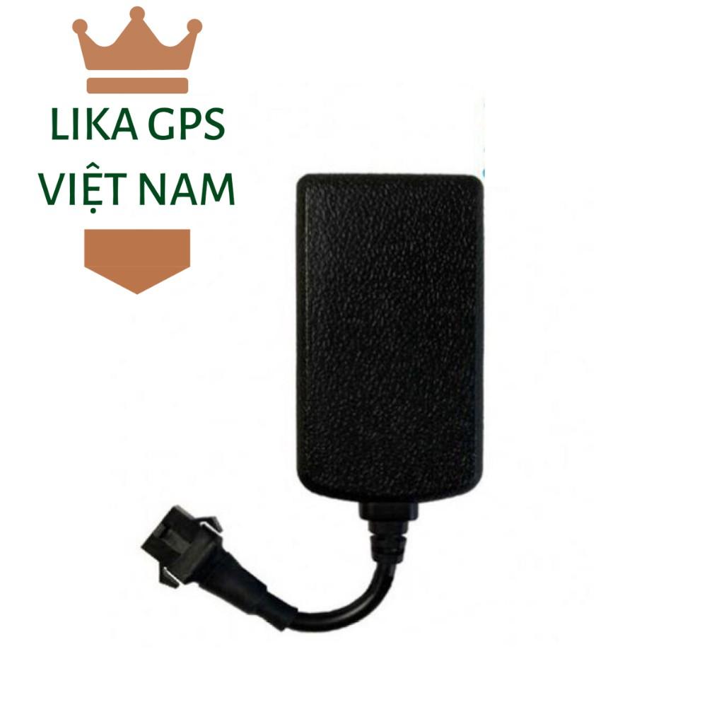Thiết bị định vị GPS có pin dự trữ LIKA BW88 2019 - App GPSdd Tiếng Việt trên IOS, Android - Được tạo tài khoản quản lí