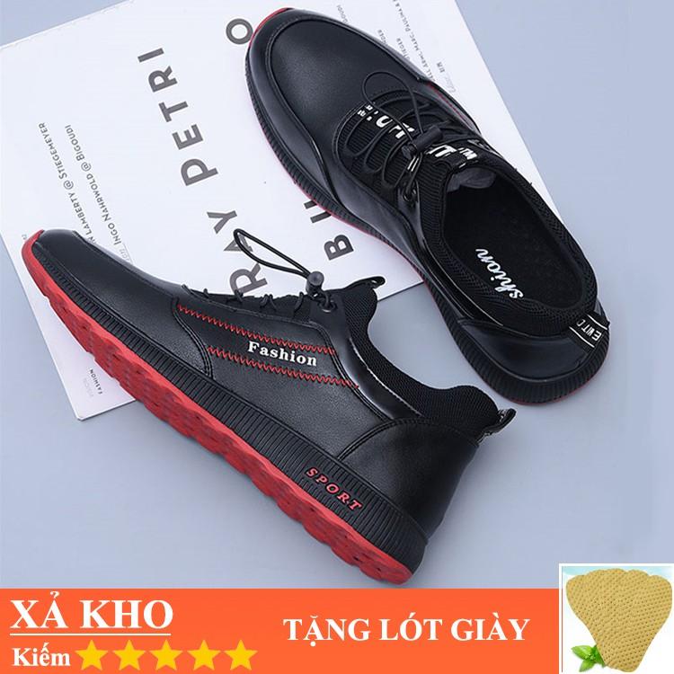 Giày thể thao nam 💝FREESHIP😍 Giảm 7K Khi Nhập [XUONG7K] Giày nam Hàn Quốc RPA109