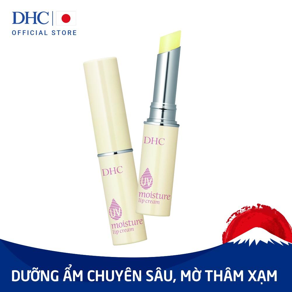 Son dưỡng chống nắng DHC UV Moisture Lip Cream 1.5g