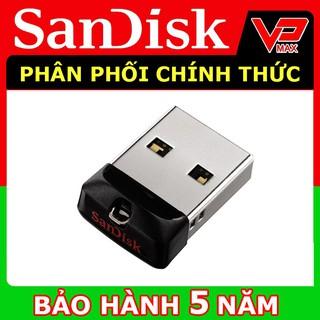 Combo 50 Usb 16Gb Sandisk Cz33 Mini cho ô tô đàn organ bảo hành 5 năm