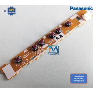 Bo phím bấm Tivi Panasonic TH-40ES501V // 40E400V // 40ES505V