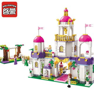 Lego Enlighten 587pcs- Lâu đài công chúa 2610 DCF0026