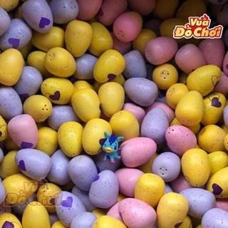 [Mã TOYFSS giảm 10% tối đa 15K] Trứng Hatchimas Hàng Việt Nam Chính Hãng 10 Quả – chỉ còn màu tím